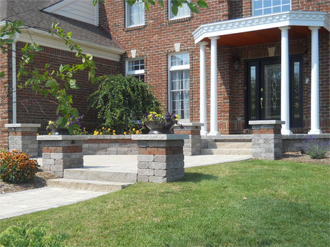 Before & After Gallery - Treasured Earth Landscape Design & Build - leyland-4