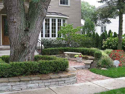 Before & After Gallery - Treasured Earth Landscape Design & Build - steeleafter