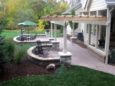 Before & After Gallery - Treasured Earth Landscape Design & Build - stowers-after