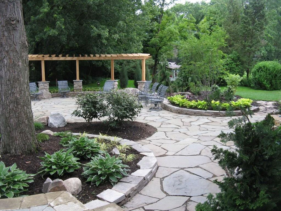 Landscaping Design U0026 Installation   Ann Arbor MI | Treasured Earth    Singerfinaldesign